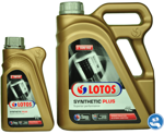 Lotos Synthetic Plus 5W-40 4L + 1L