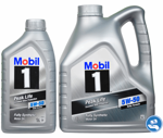 Mobil 1 Peak Life 5W-50 (Excellent Wear Protection) 4L + 1L