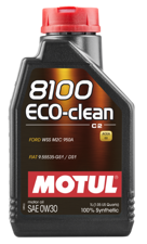Motul 8100 ECO-clean C2 0W-30 1L