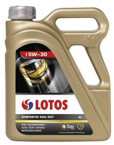 Lotos Synthetic 504/507 5W-30 4L